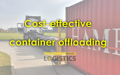 Efficient and cost-effective container unloading.
