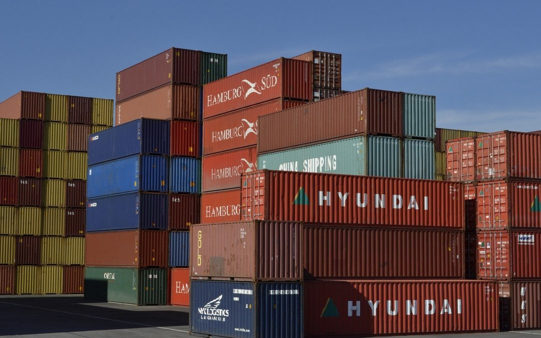 5 most common types of containers.